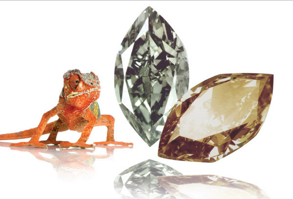 Chameleon Diamonds