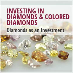 investing in diamonds and colored diamonds