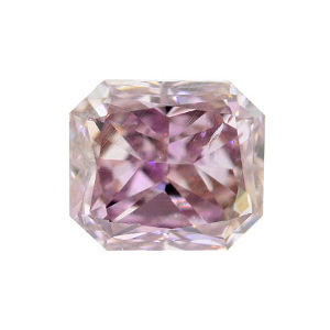 Fancy Brownish Pink, 0.29 carat, SI2