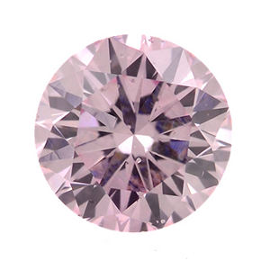 Fancy Purplish Pink Argyle, 0.28 carat, SI1