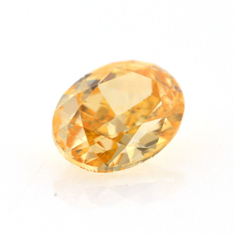 fancy intense orange diamond 1479 Are Colored Diamonds more Expensive?
