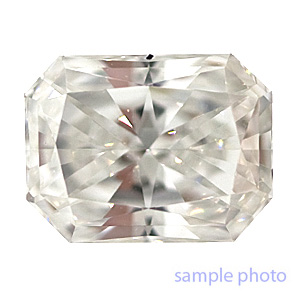Colorless Radiant Cut Diamond, 1.00 carat
