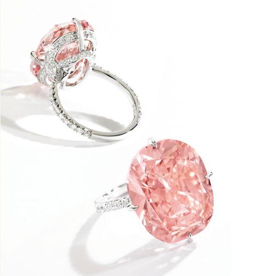 Carat Pink Diamond Ring Price