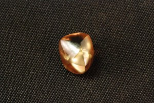 The Patriot Diamond - 2.95 carat brown diamond rough