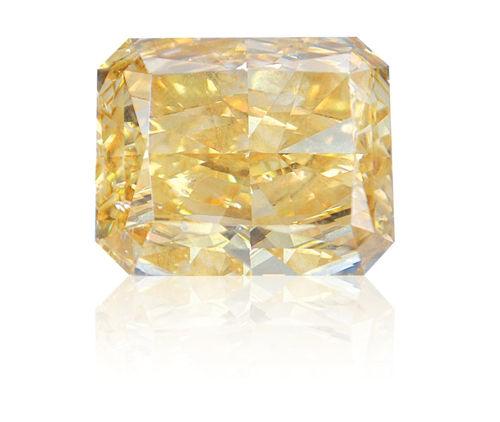30 carat yellow diamond