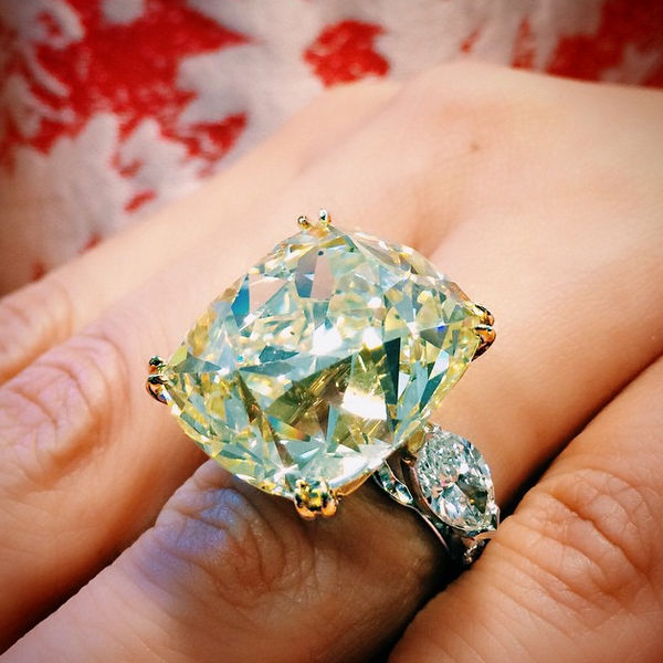 Christies Diamond Auction Will Make You Green Of Envy