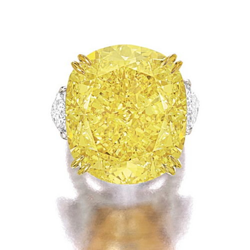 8 Amazing Colored Diamonds at the Upcoming Sotheby's HK ...