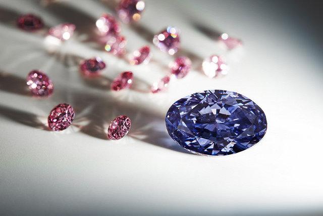 Argyle Violet Impossibly Rare Diamond
