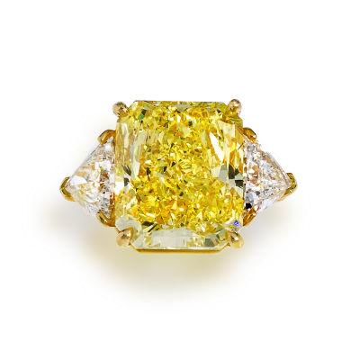 Bvlgari Yellow Diamond Ring Yellow Diamond Ring by