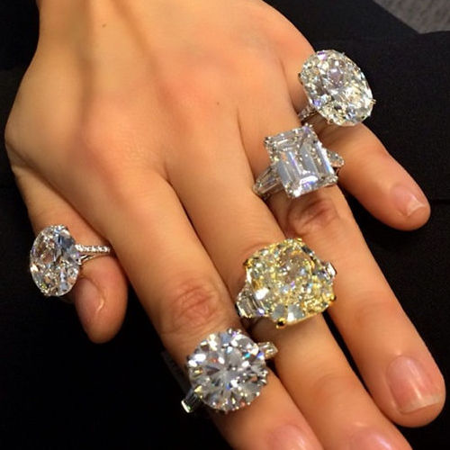 Radiant results: The Christie's Magnificent Jewels Auction ...