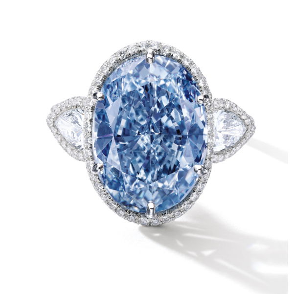 3 Amazing Blue Diamonds Coming To Geneva Naturally Colored