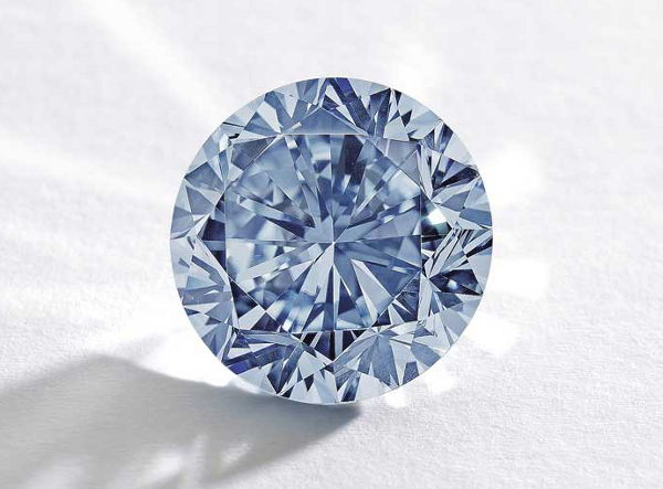 Premier Blue Diamond by Sothebys
