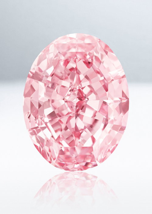 The Pink Dream Or Star Most Expensive Diamond Ever Un
