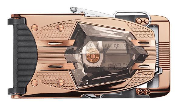 Most Expensive Belt r60-Diablo Top by Roland Iten