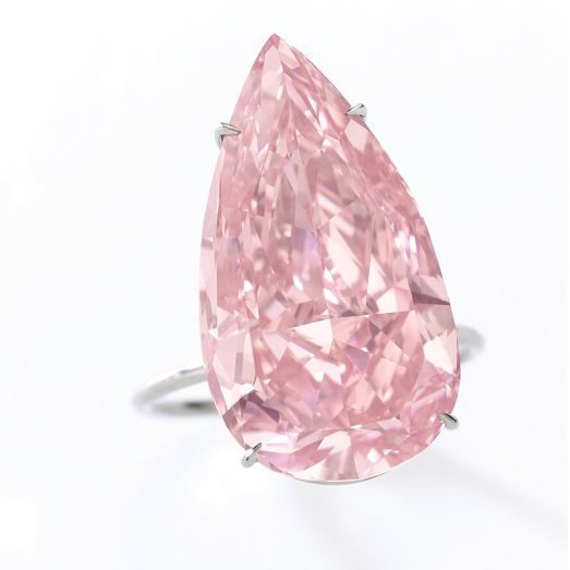 Unique Pink Diamond