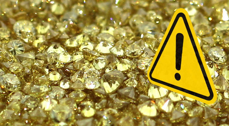 What to Watch for When Buying Yellow Diamonds?