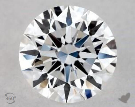 D Diamond Color, Excellent Cut