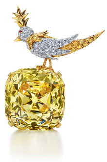 The Tiffany Yellow Diamond