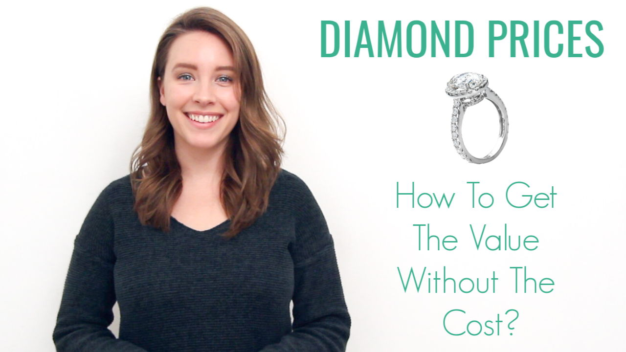 Diamond Prices Feb 2021 How Much Is Your Diamond Worth Really