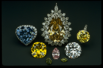 Shepard Diamond at the Exhibition