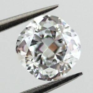 Faint Blue, 0.53 carat, SI1