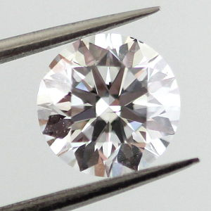 Faint Blue Diamond, Round, 1.17 carat, SI2 - Thumbnail