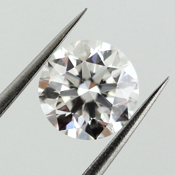 The Strength in Weak Colored Diamonds