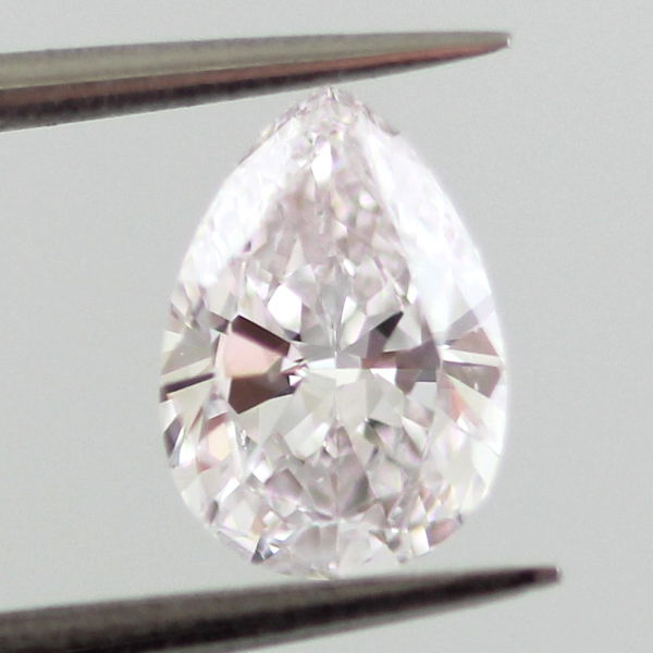 Pink Diamond Faint Pink 0 50 Carat Vs1 Id 8009