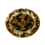 Fancy Brown Orange, 1.09 carat, VS1