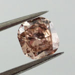 Fancy Brown Pink, 0.56 carat