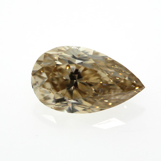 Fancy Brown Yellow, 0.76 carat, SI1