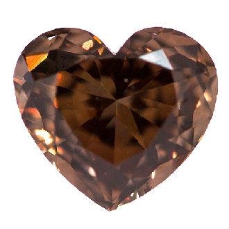 Orange Diamond Shape