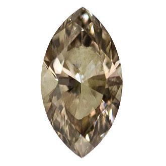 Fancy Dark Pinkish Brown, 1.26 carat, VS1