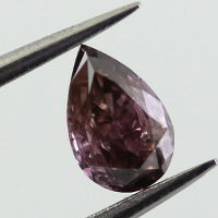 Fancy Deep Brown Pink, 0.28 carat