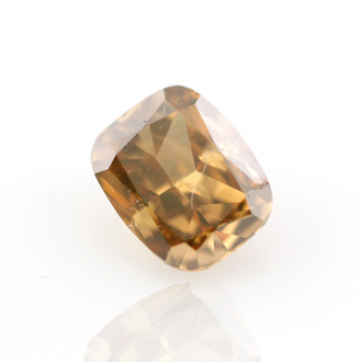 Fancy Deep Brown Yellow, 0.70 carat