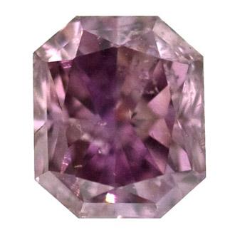 Fancy Deep Pink Purple, 0.32 carat