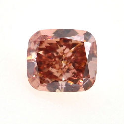 Fancy Deep Pink, 0.26 carat, VS1