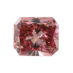 Fancy Deep Pink, 0.78 carat