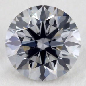 Fancy Gray Blue, 0.50 carat, VS1