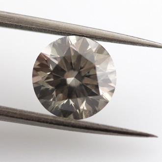 Fancy Gray, 2.03 carat, SI2