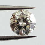 Fancy Gray, 0.50 carat, VS2