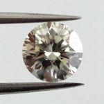 Fancy Gray, 0.50 carat, VS2