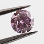 Fancy Intense Pink Purple, 0.15 carat