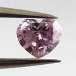 Fancy Intense Pink Purple, 0.33 carat