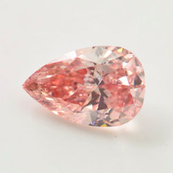 Fancy Intense Pink, 0.27 carat