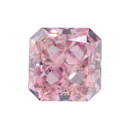 Fancy Intense Pink, 0.29 carat, SI2