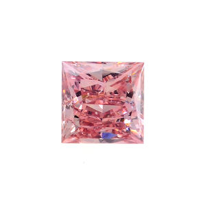 Fancy Intense Pink, 0.27 carat, SI2