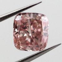Fancy Intense Pink, 0.75 carat