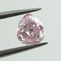 Fancy Intense Purple Pink, 0.24 carat