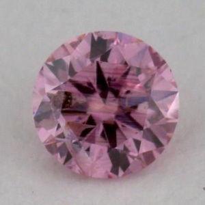 Fancy Intense Purplish Pink Argyle, 0.19 carat